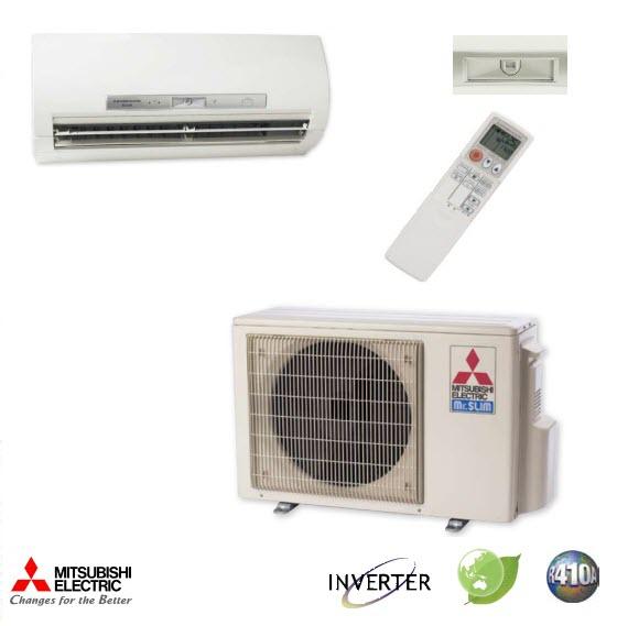 Mitsubishi Mszfe09na8 Muzfe09na1 Hyper Heat Ductless