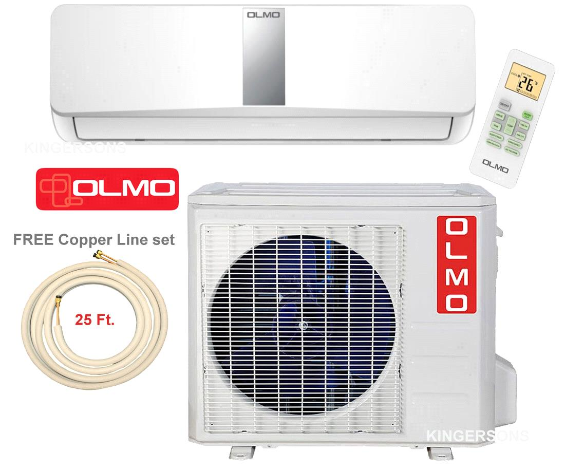 Compare Products Of Olmo Ductless Mini Split Ac
