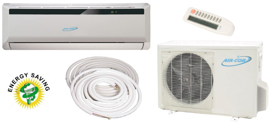 how to turn on split system aircon