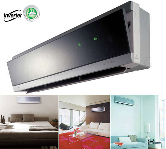 Image Result For Ductless Heating And Cooling Unit