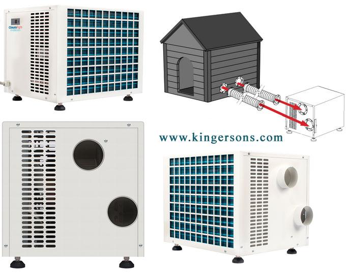 rv air conditioner cr5000ach 5000btu trailer heating and. Black Bedroom Furniture Sets. Home Design Ideas