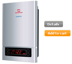 electric tankless water heater 240 v 10kw silver 219 on sale
