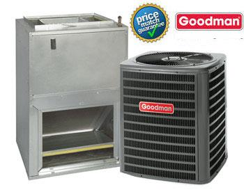 Goodman Gsz140301k Awuf310516a Seer 14 Heat Pump Air