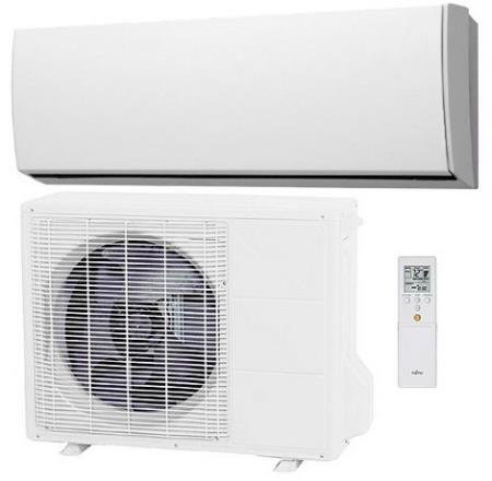 Fujitsu Asu9rls3 Aou9rls3h 9000 Btu Single Zone Hyper Heat