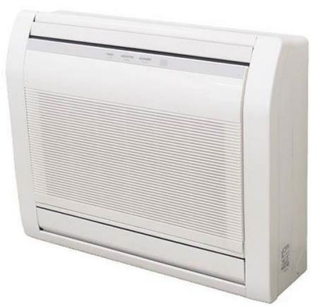 fujitsu agu15rlf 15000 btu floor mount indoor unit ductless air conditioner air conditioner system. Black Bedroom Furniture Sets. Home Design Ideas